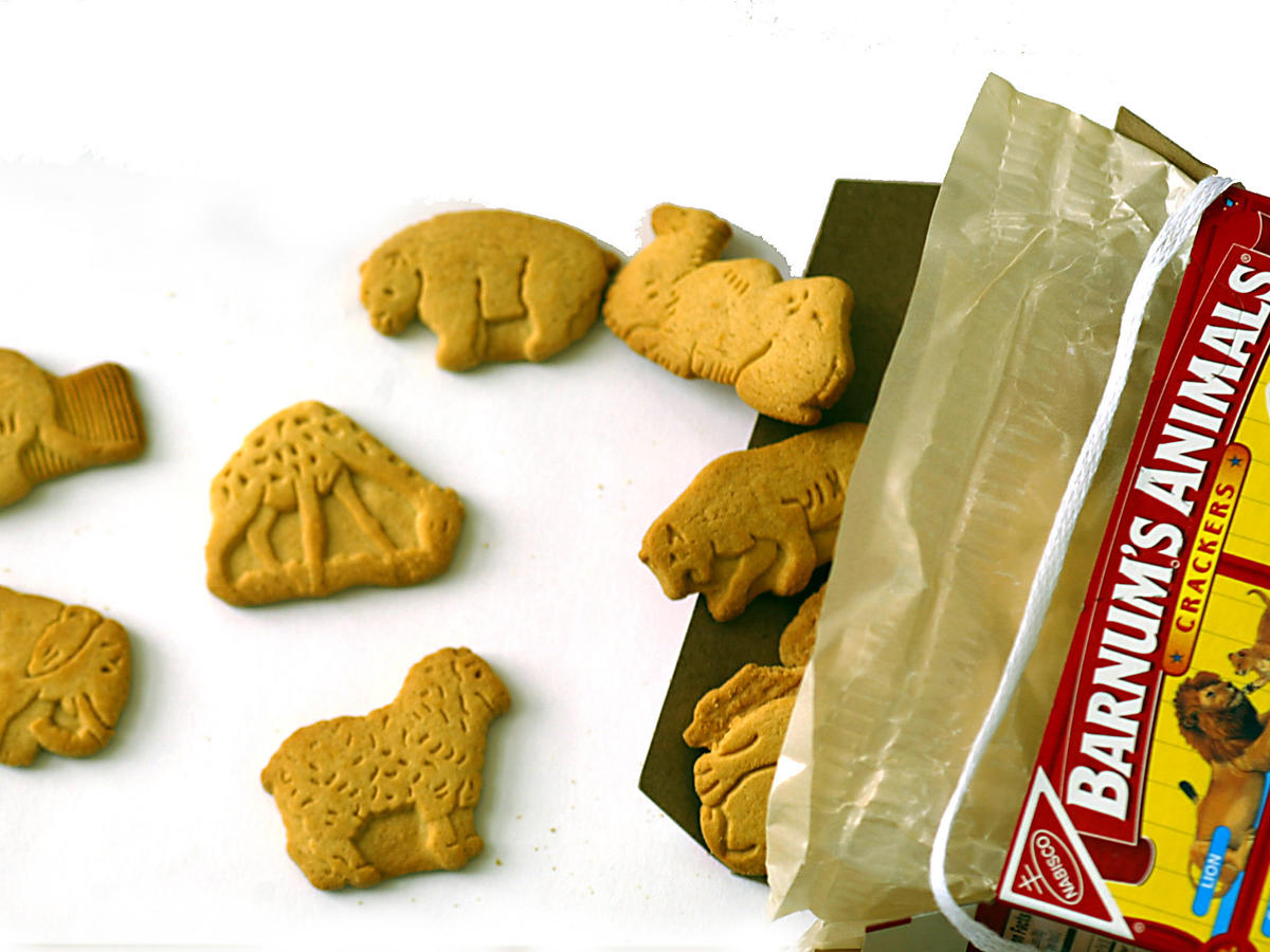 Thanks to PETA, You'll See New Packaging on Animal Crackers