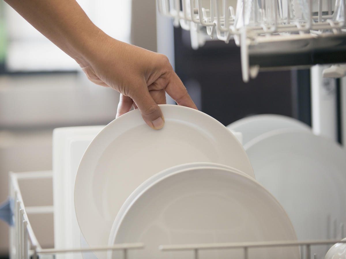 The Setting on Your Dishwasher That's Killing Your Machine