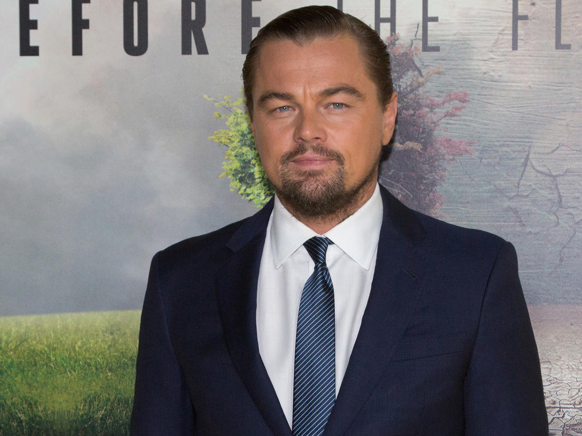 Leonardo DiCaprio Is Getting Into the Frozen Food Business — Here's Why