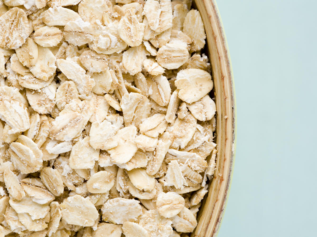 Best grain: Oatmeal