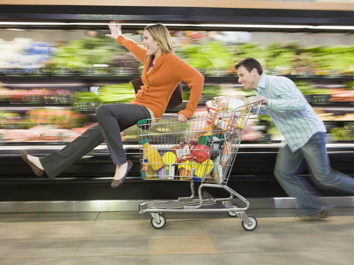 How to Get In and Out of the Grocery Store Faster