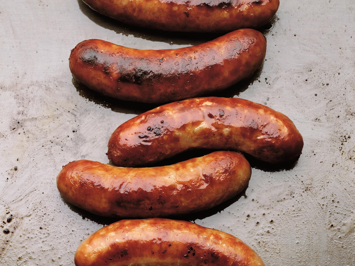 Worst protein: Processed meats