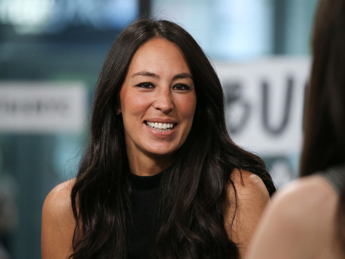 This Is What Joanna Gaines Eats to Stay Healthy