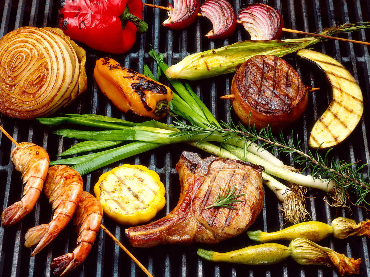 How to Use Your Grill Like a Boss (And Cook Everything)