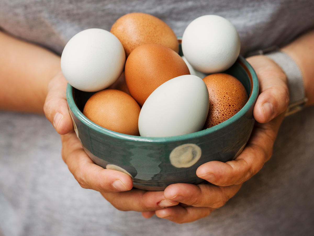 Are Brown Eggs Healthier Than White?