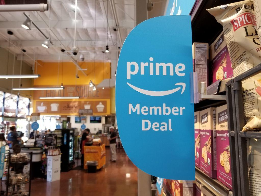 Amazon's Checkout-Free Tech Is Reportedly Bound for Bigger Stores—Perhaps Whole Foods