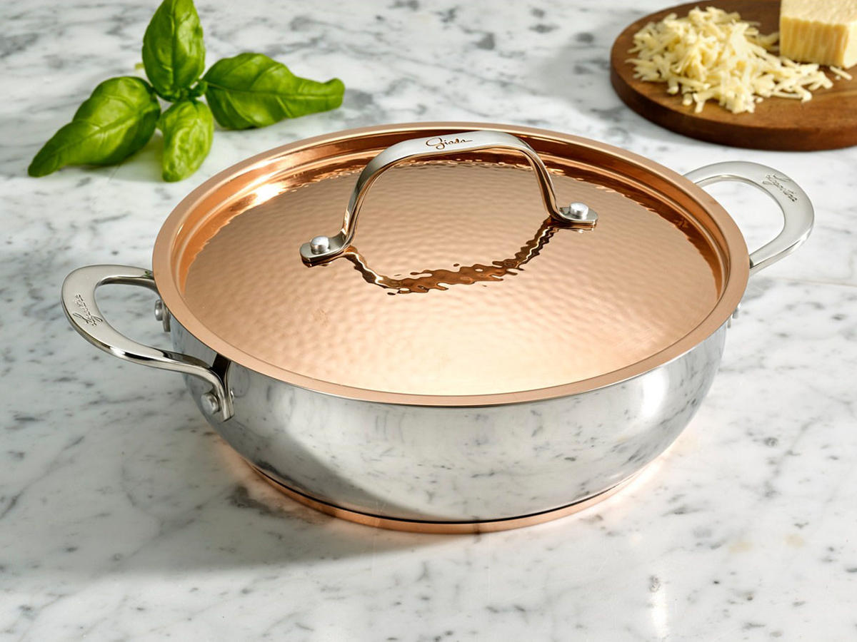 Giada de Laurentiis Launches Gorgeous Dutch Oven—And It's Only $70