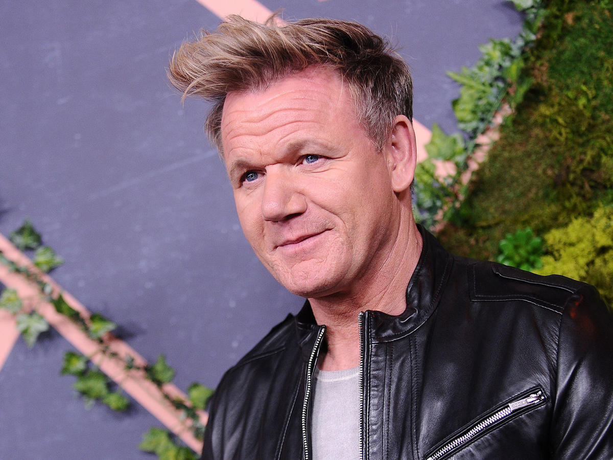 Is Famous Meat-Eater Chef Gordon Ramsay Going Vegan?