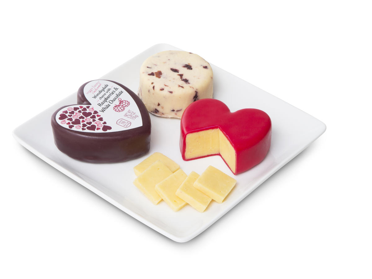 This Heart-Shaped Cheese From Aldi Will Make Your Valentine's Day