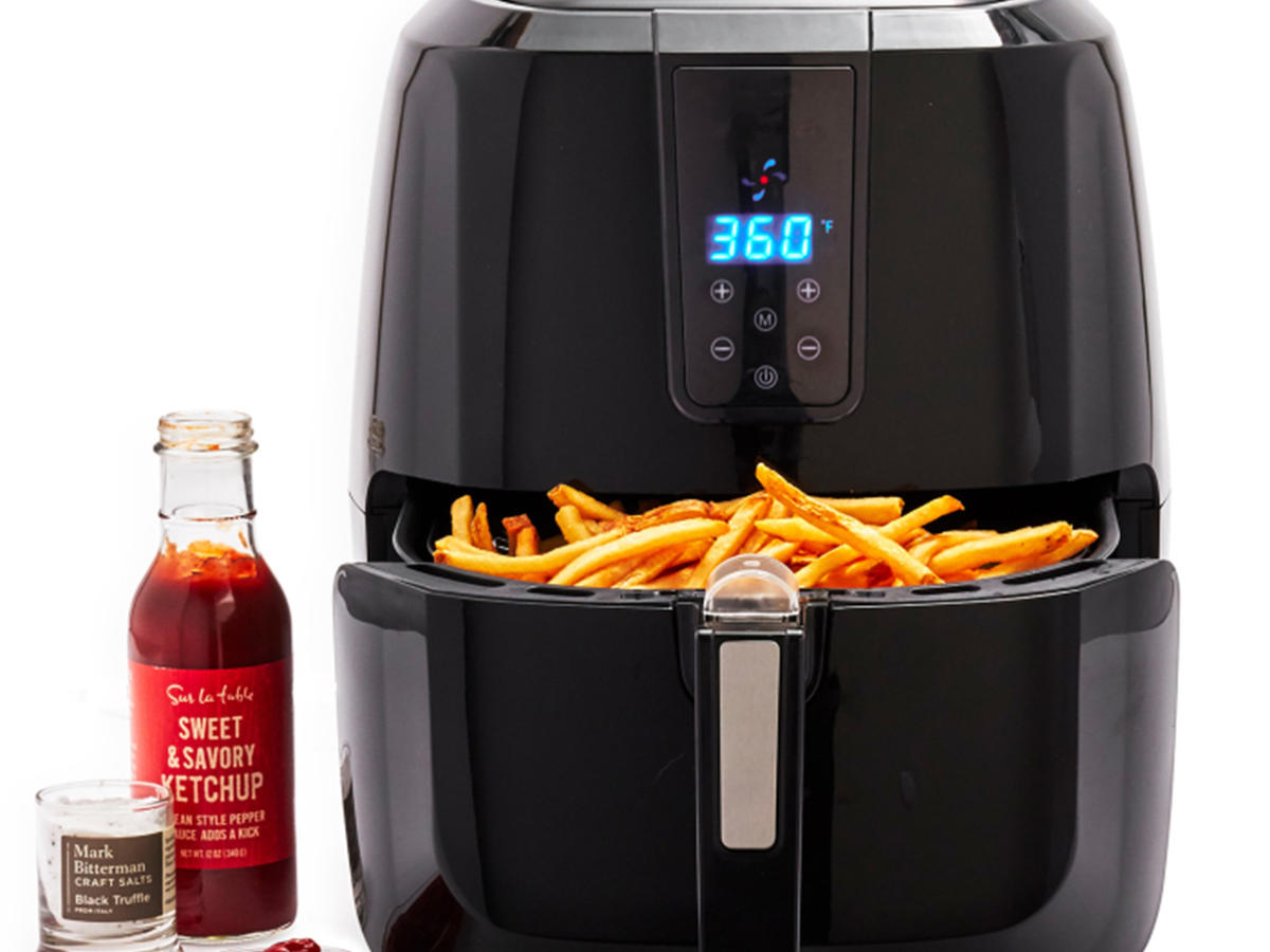7 Mistakes You're Probably Making With Your Air Fryer