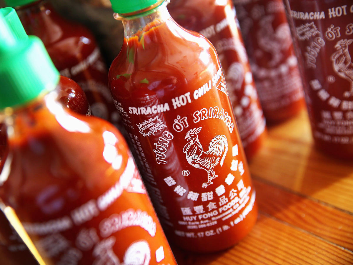 hot sauce makes low-salt foods taste saltier