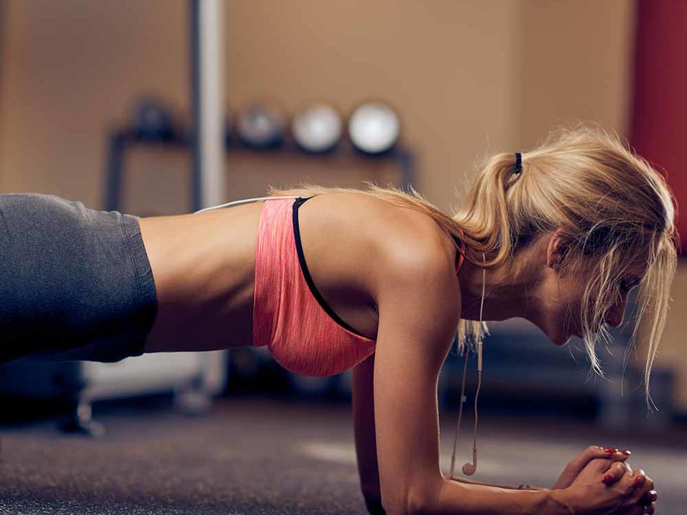 Try This Plank Move
