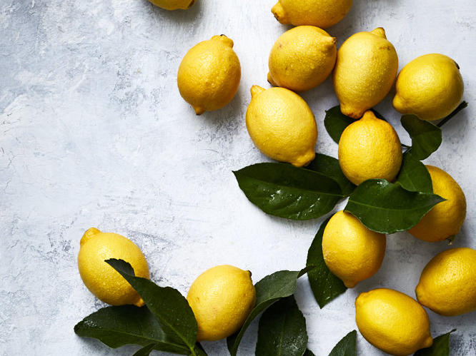 How to Zest a Lemon Two Ways—With a Grater or a Knife