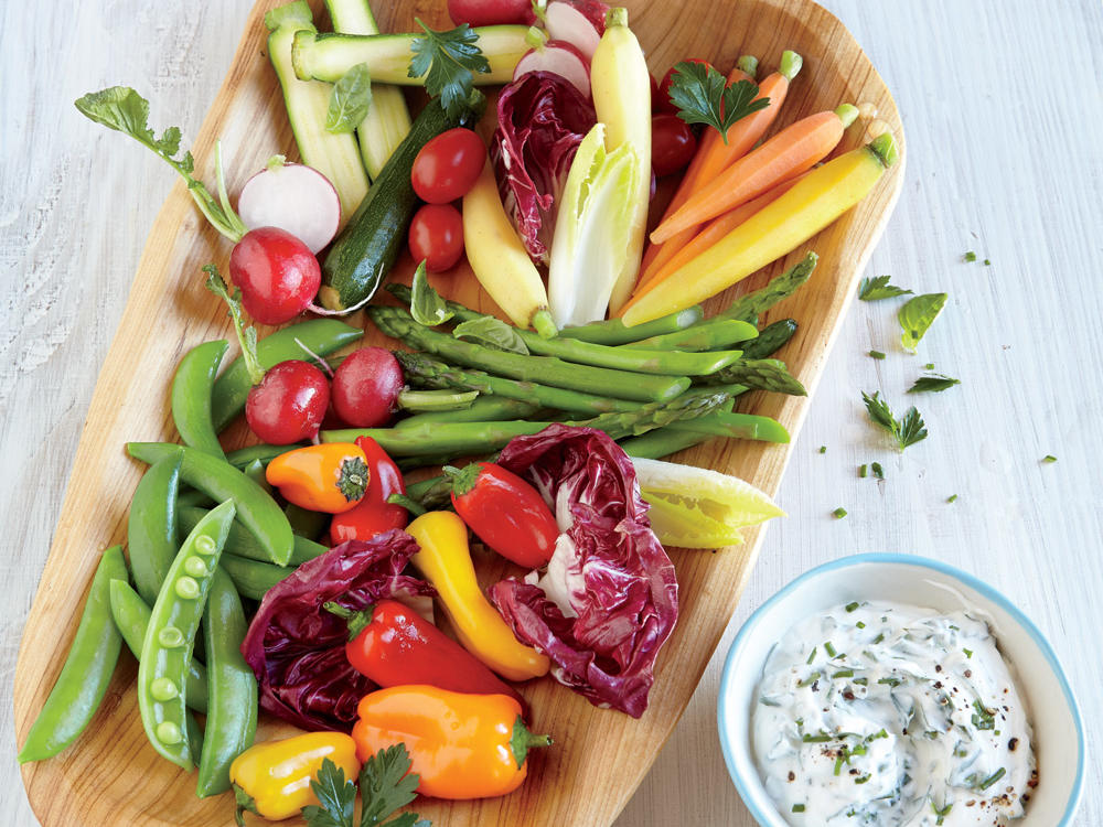 29 Ways to Use Veggie Tray Leftovers