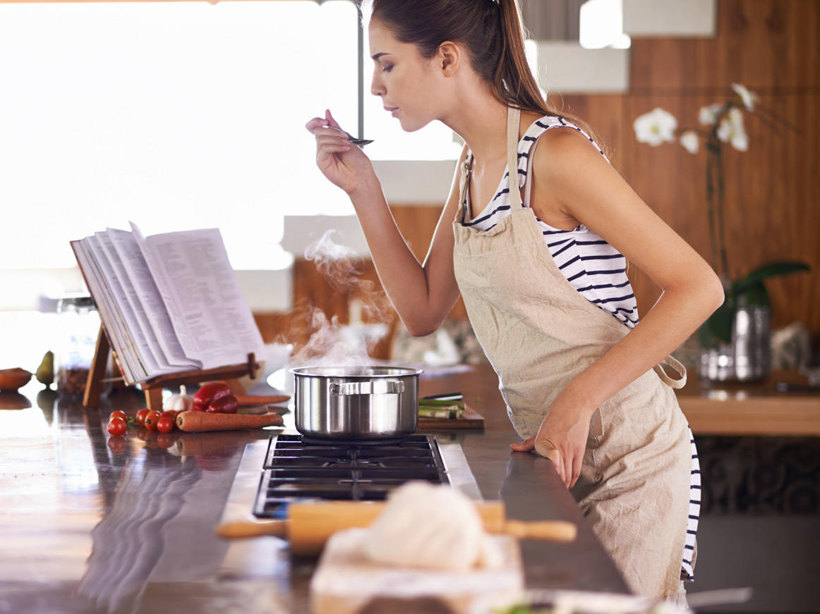 How to Get Motivated When You Don't Love Cooking