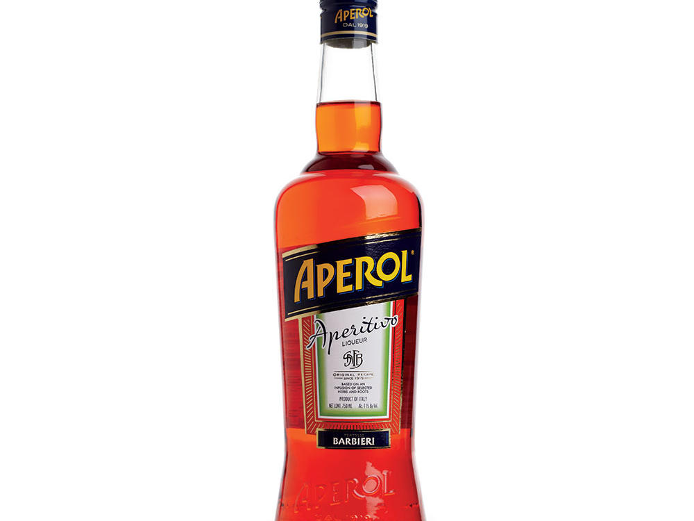 Treat Yourself: Aperol Spritz