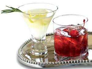 The holiday season is notorious for indulgence. Most of us get so wrapped up in maintaining enough willpower to keep from over-eating, that we forget about the calories we can accumulate by over-drinking. To keep you from stressing over one more thing this season, we've lightened some of your favorite holiday cocktails. In addition to being good stress-relievers, you might be surprised to find some added (and tasty!) health benefits from some common ingredients—like pomegranate, cranberry, and cinnamon—found in holiday libations. Raise your glass to our tasty makeovers; this might just be your healthiest and most stress-free season yet.