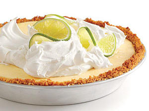Healthy Makeover: Key Lime Pie