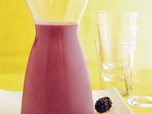 blackberry shake recipe