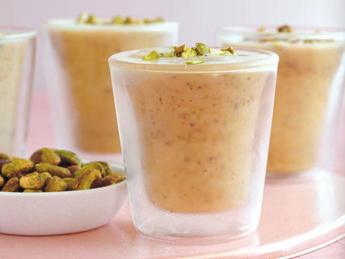 rich pistachio shake recipe