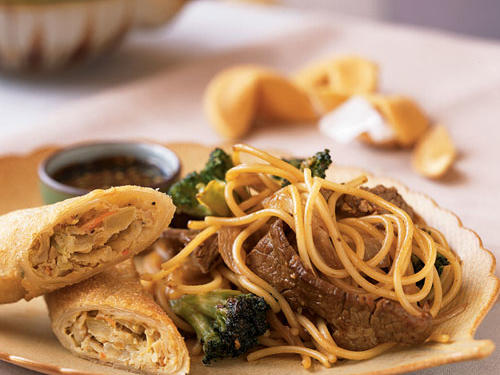 beef broccoli lo mein recipe