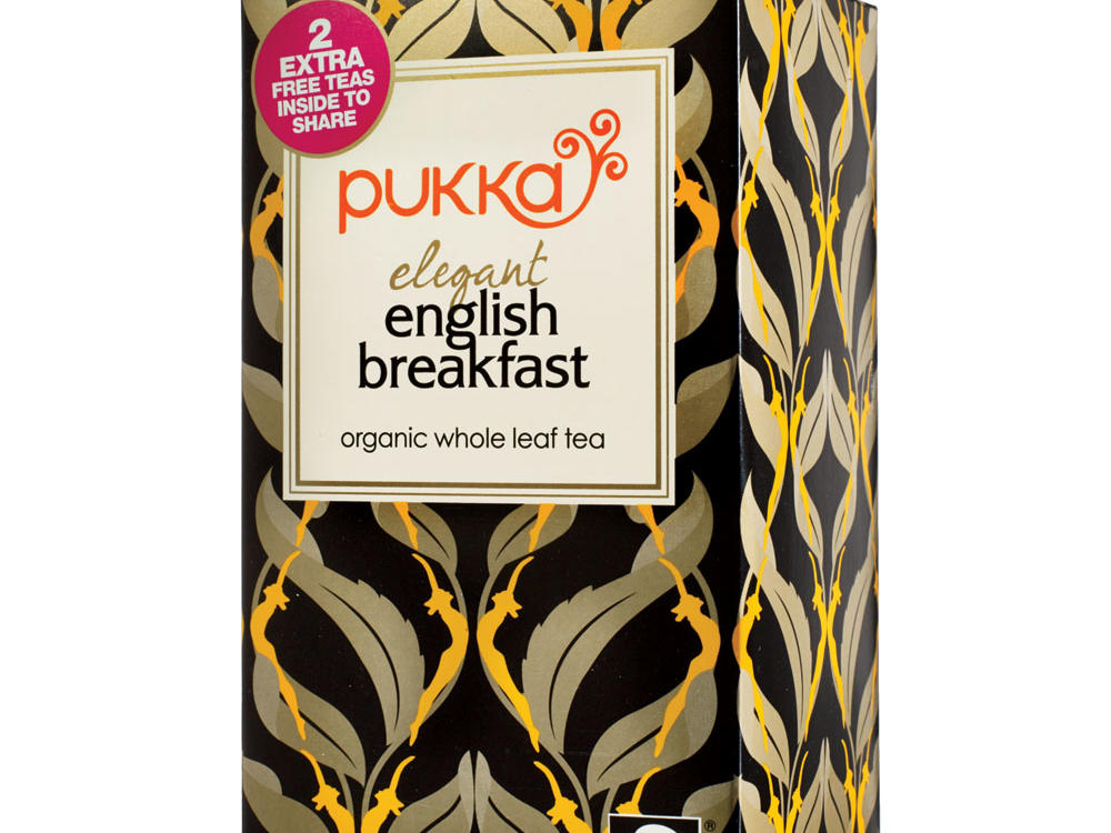 Pukka Organic Whole Leaf Tea