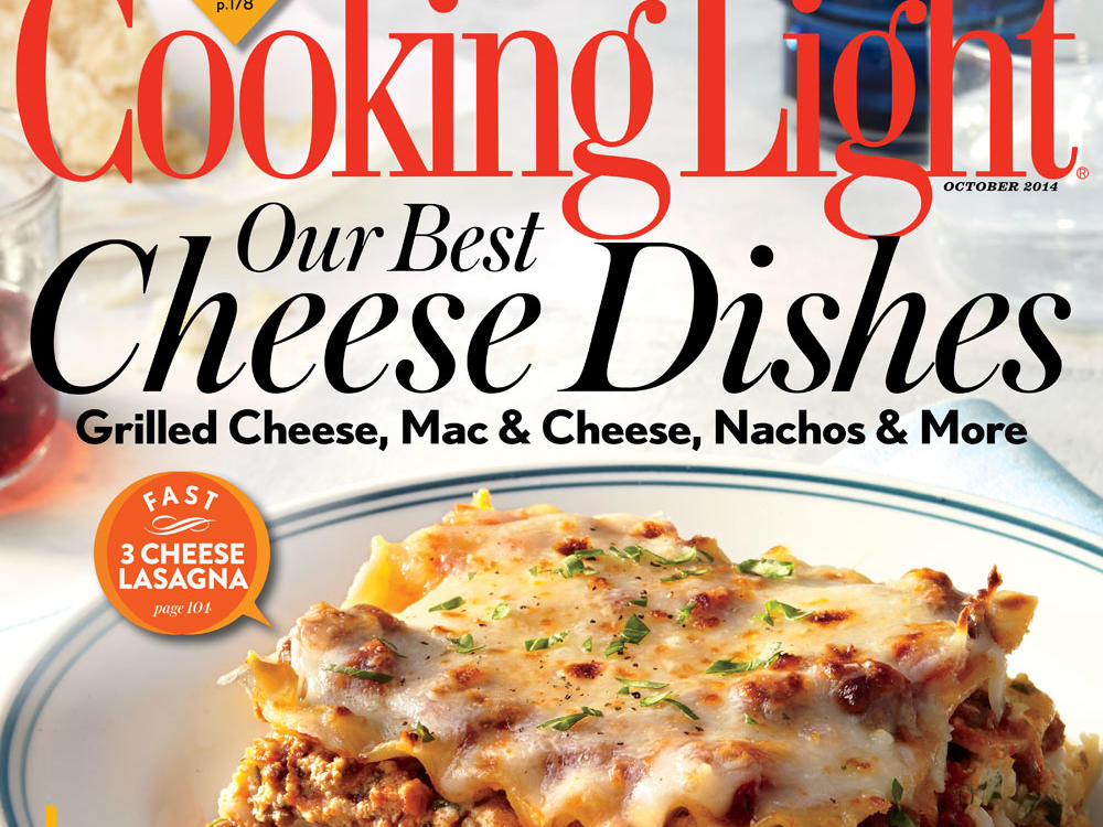 October 2014 recipe index cooking light for October recipes