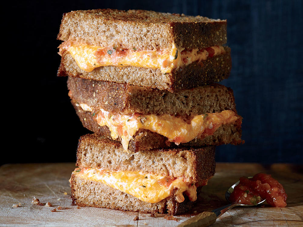 The Cheesiest Recipes Ever!
