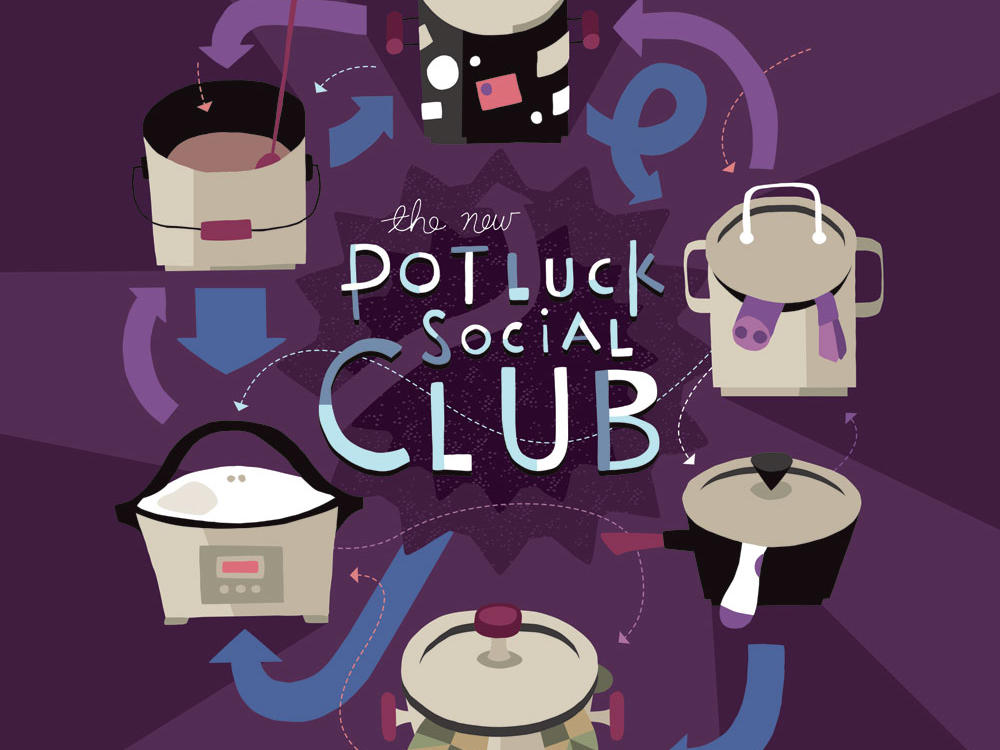 The New Potluck Social Club