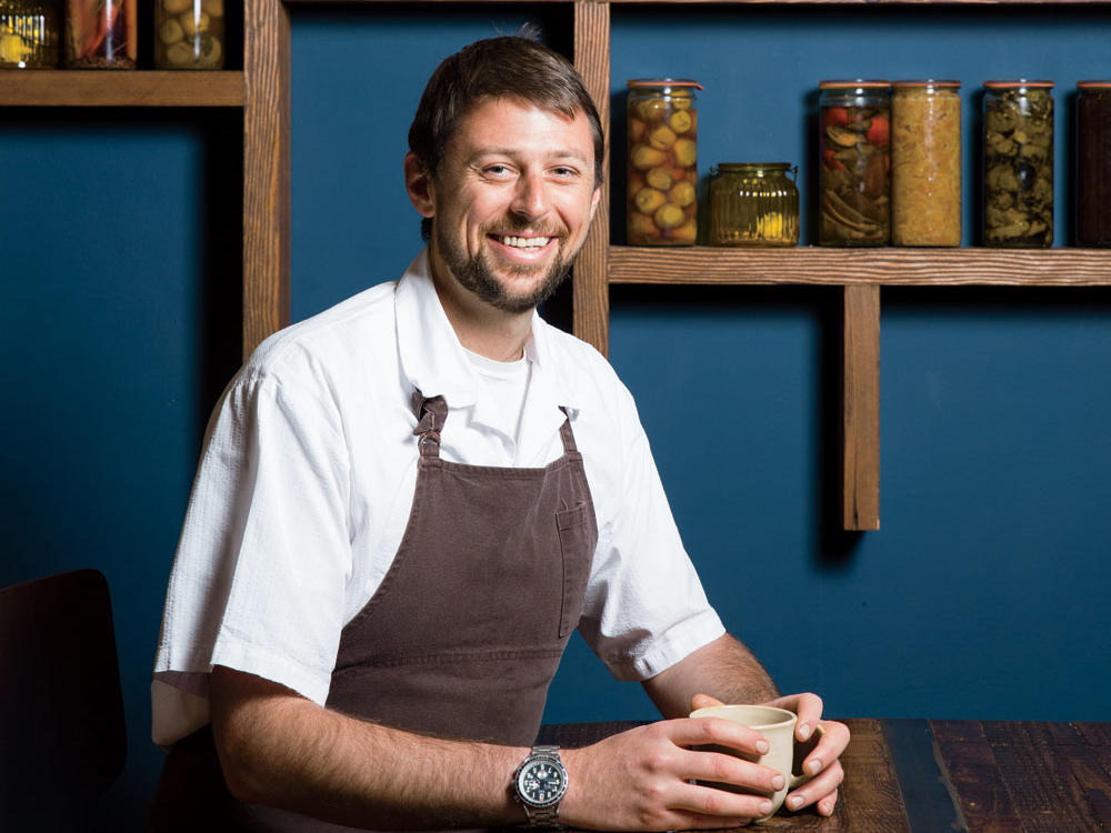 Chef Sean Baker: The Healthy Omnivore Award 2014