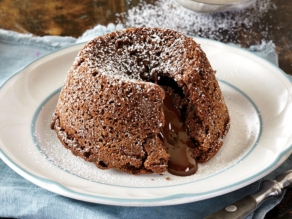 Recipe Makeover: Chocolate Lava Cakes