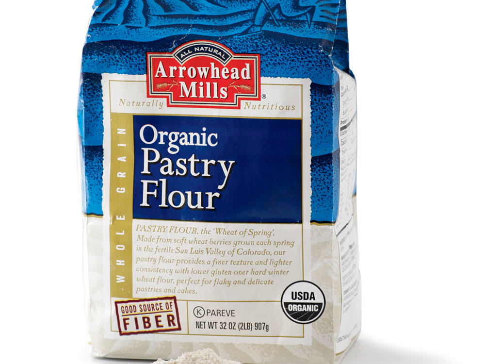 Tip #1: Whole-Wheat Pastry Flour