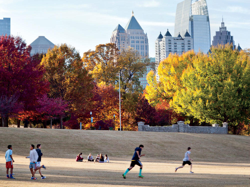 A Unique Guide to Atlanta, Georgia