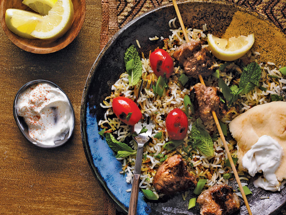 Our Best Middle Eastern Recipes