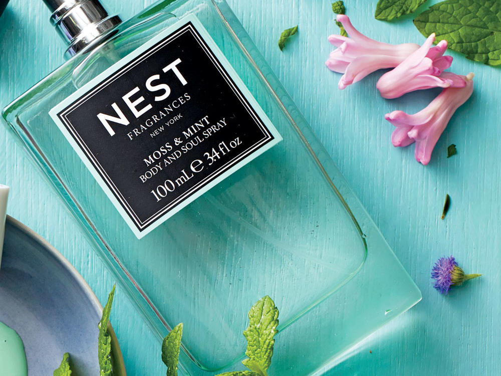 Nest Moss & Mint Body and Soul Spray