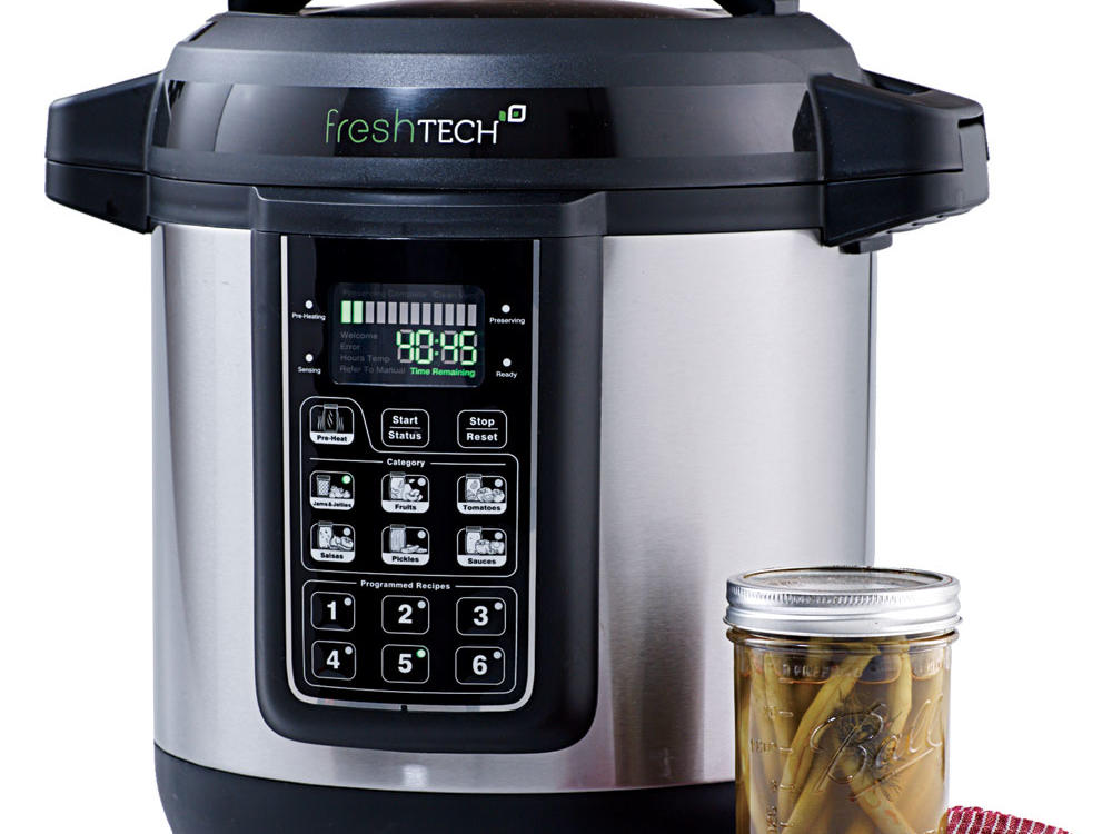 FreshTECH Home Canning System