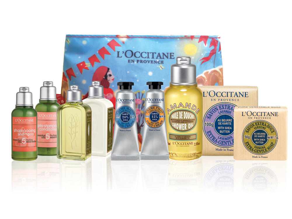 L'Occitane Luxury Travel Set