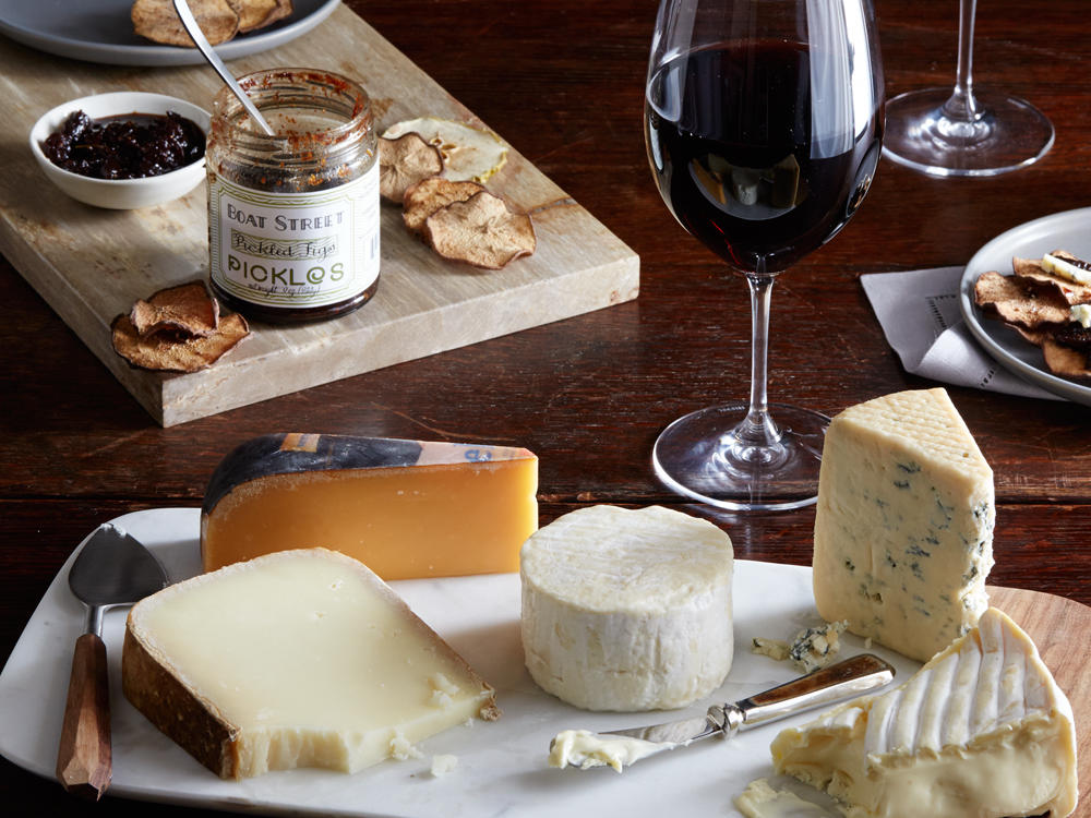Build a Divinely Indulgent Cheese Platter