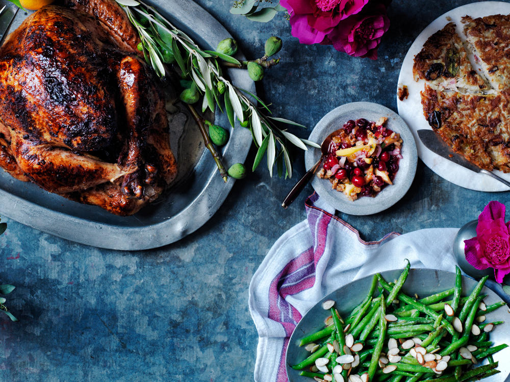 The No-Stress Thanksgiving Prep Plan