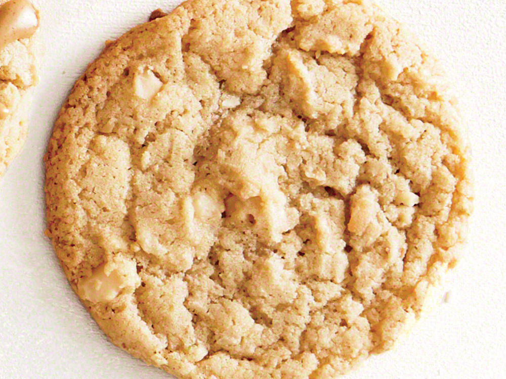 coconut lime and macadamia cookies recipe