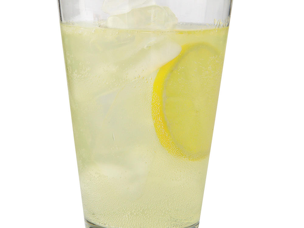 Choose Lemon Sparkler Over Soda