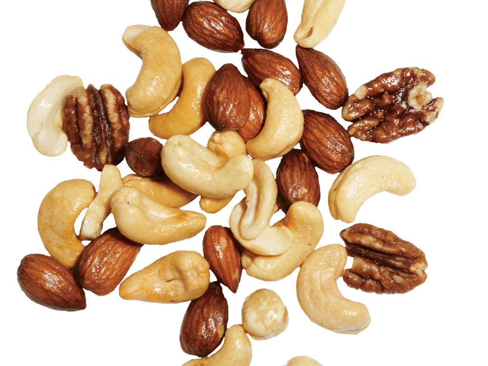8. Purchase Shelled and Roasted Nuts
