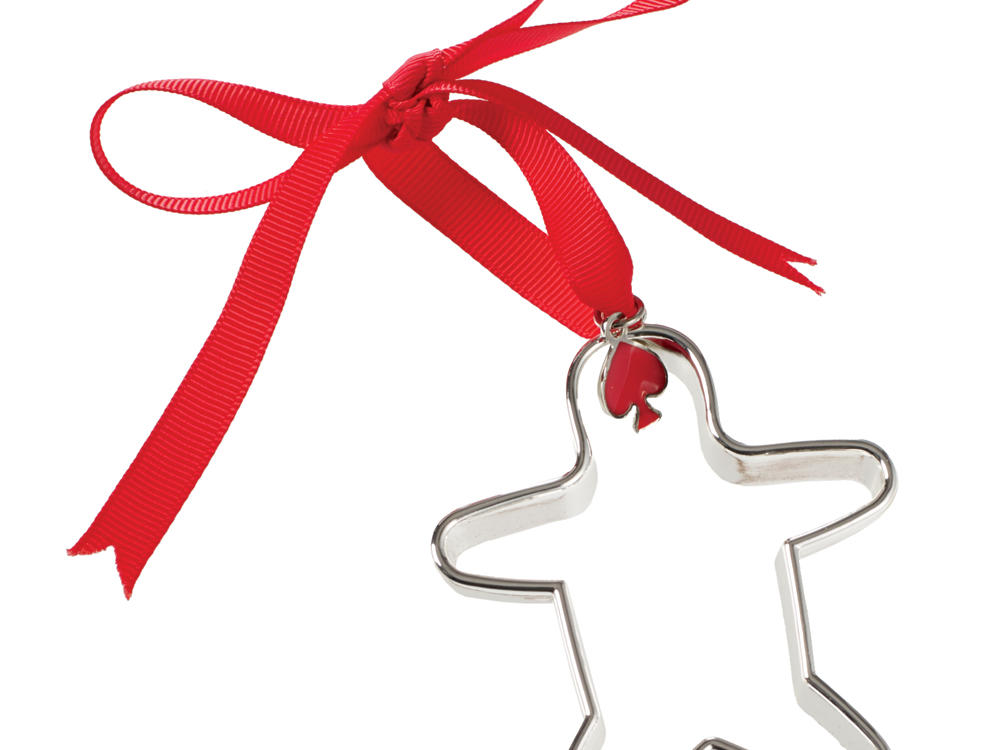 Kate Spade Gingerbread Ornament