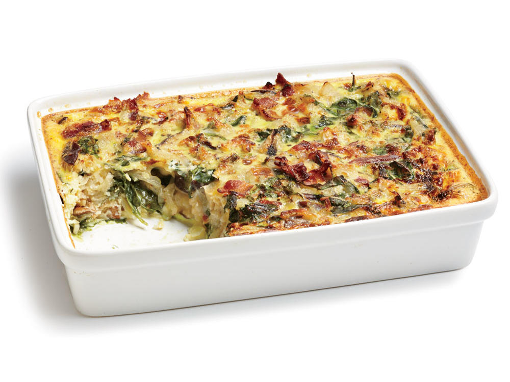 Egg and Hash Brown Casserole