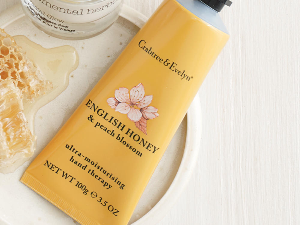 Crabtree & Evelyn English Honey & Peach Blossom Hand Therapy