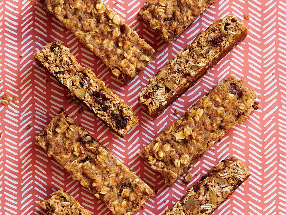Whole-Grain Breakfast Bars