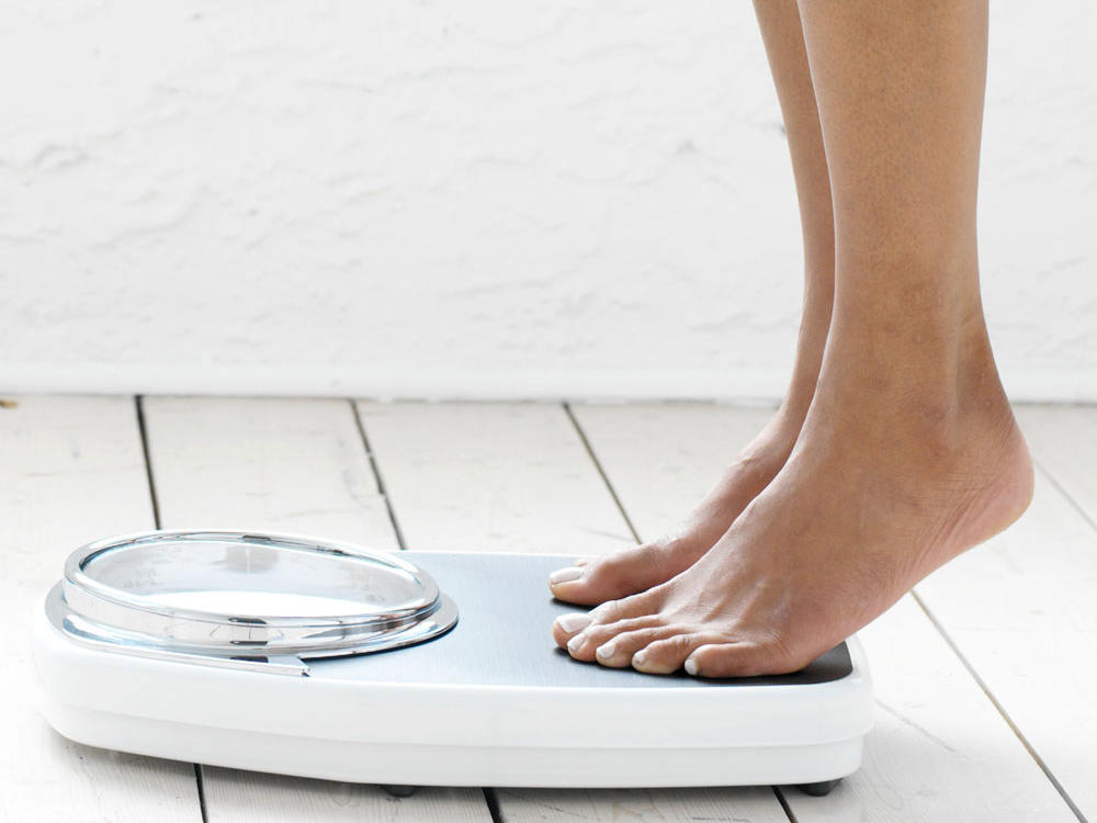 3. Stay away from the scale.