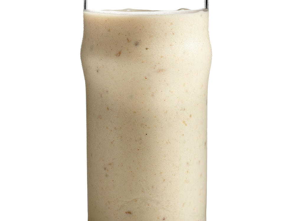 peanut butter banana milk shakes recipe