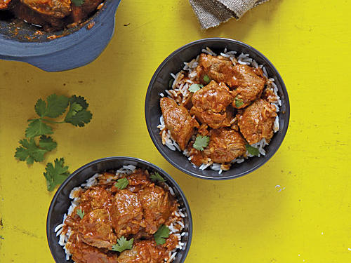 hearty lamb curry recipe
