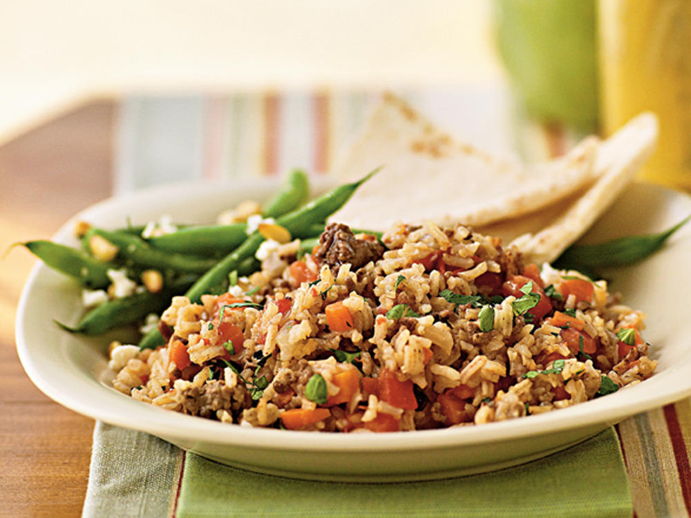 greek lamb pilaf recipe